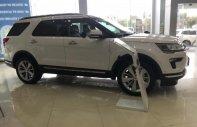 Bán Ford Explorer Limited 2019, màu trắng, nhập khẩu   giá 2 tỷ 268 tr tại Hà Nội
