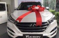 Bán xe Hyundai Tucson năm sản xuất 2019, màu trắng giá 835 triệu tại Tp.HCM
