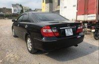 Bán Toyota Camry năm sản xuất 2003, màu đen, nhập khẩu chính chủ giá 355 triệu tại Tp.HCM