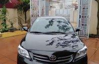 Cần bán gấp Toyota Corolla Altis đời 2011, màu đen chính chủ, giá tốt giá 465 triệu tại Hà Nội