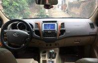 Bán xe Toyota Fortuner đời 2010, màu đen giá cạnh tranh giá 515 triệu tại Hà Nội