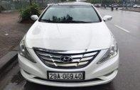 Bán Hyundai Sonata 2011, màu trắng, nhập khẩu nguyên chiếc như mới giá 515 triệu tại Hà Nội