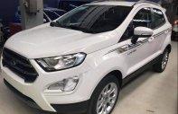Bán xe Ford EcoSport sản xuất năm 2019, màu trắng giá 628 triệu tại Tp.HCM