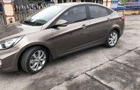 Bán Hyundai Accent 1.4AT 2011, màu nâu, nhập khẩu   giá 400 triệu tại Hà Nội