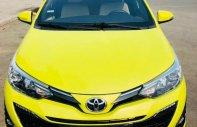 Cần bán Toyota Yaris G ĐK 10-2018, màu vàng cá tính giá 660 triệu tại Đồng Nai