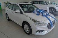 Bán Hyundai Accent 2018 mới 100%, số tự động, động cơ 1.4L, màu trắng, lắp ráp trong nước giá 504 triệu tại Tp.HCM