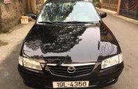 Bán Mazda 626 bản đủ nhất sx 2003, số tay, máy xăng, màu đen, hai túi khí phanh ABS giá 176 triệu tại Phú Thọ