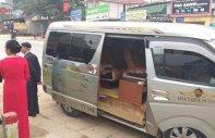 Bán xe Toyota Hiace 2.5 đời 2011, máy dầu, màu xanh ngọc, đã đi 170000 km giá 480 triệu tại Nghệ An