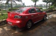 Bán ô tô Mazda 3 2.0 sản xuất năm 2009, màu đỏ, nhập khẩu nguyên chiếc  giá 355 triệu tại Hà Nội