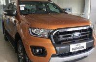 Bán Ford Ranger Wildtrak 2.0L 4x4 AT đời 2019, nhập khẩu nguyên chiếc, mới 100% giá 918 triệu tại Hà Nội