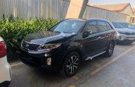 Bán xe Kia Sorento 2019, bản đủ, màu đen, nội thất màu kem giá 909 triệu tại Hà Nội