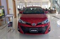 Cần bán Toyota Vios G đời 2019, màu đỏ, 576 triệu giá 576 triệu tại Hải Phòng