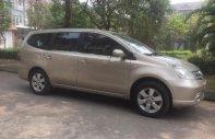 Gia đình cần bán chiếc xe Nissan Livina sx cuối 2011, màu ghi vàng, nội thất nguyên bản giá 258 triệu tại Hà Nội