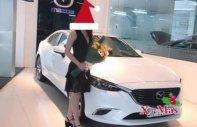 Bán xe Mazda 6 năm sản xuất 2017, màu trắng, chính chủ giá 860 triệu tại Tp.HCM