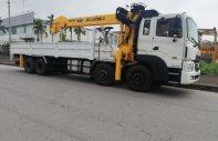 Bán xe cẩu 12 tấn Hyundai HD320 tiêu chuẩn Euro4 nhập khẩu nguyên chiếc từ Hàn Quốc giá 3 tỷ 690 tr tại Hà Nội
