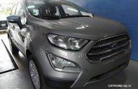 Cần bán lại xe Ford EcoSport 1.5 Titanium 2018, màu xám, giá cạnh tranh giá 687 triệu tại Tp.HCM