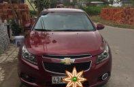 Bán xe Chevrolet Cruze sx 2011, số tự động, máy xăng, lắp ráp trong nước, màu đỏ, nội thất màu ghi giá 345 triệu tại Đà Nẵng