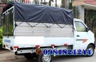 Bán xe tải Dongben, thùng mui bạc 810kg, giá ưu đãi: 166tr giá 166 triệu tại Tp.HCM