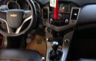 Cần bán 1 xe Chevrolet Cruze màu đỏ đô, còn như mới giá 450 triệu tại Tiền Giang