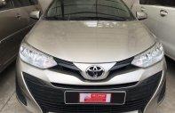 Bán xe Vios E 2019, nâu vàng, chạy 153 km, như mới, LH Hiền Toyota giá tốt giá 570 triệu tại Tp.HCM