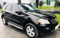 Cần bán xe Mercedes ML500 4Matic sản xuất 2005, màu đen, nhập khẩu   giá 600 triệu tại Tp.HCM