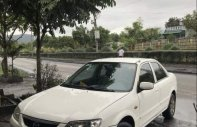 Bán ô tô Mazda 323 năm 2003, màu trắng, máy Nhật bền bỉ giá 150 triệu tại Hải Dương