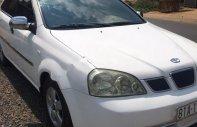Bán xe Daewoo Lacetti EX 1.6 MT 2004, màu trắng giá 139 triệu tại Gia Lai