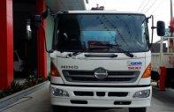 Bán Hino 500 Series QDR 500 sản xuất năm 2013, màu trắng giá 1 tỷ 550 tr tại BR-Vũng Tàu