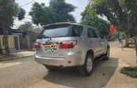 Gia đình bán xe Toyota Fortuner đời 2010, màu bạc giá 585 triệu tại Thanh Hóa