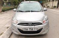 Cần bán gấp Hyundai i10 MT 1.2 năm 2014, màu bạc, nhập khẩu, còn rất mới và đẹp nguyên bản giá 228 triệu tại Hà Nội