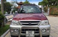 Bán Daihatsu Terios đời 2007, màu đỏ giá 250 triệu tại Hà Nội