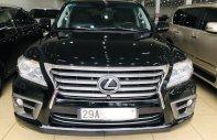 Bán Lexus LX570 nhập Mỹ, màu đen, sản xuất 2010, đăng ký 2011, đã lên form 2015, xe siêu đẹp, biển Hà Nội giá 3 tỷ 150 tr tại Hà Nội