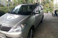 Bán ô tô Toyota Innova G đời 2008, màu bạc, xe gia đình giá 340 triệu tại Hậu Giang