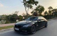Bán BMW 7 Series 750Li sản xuất 2011, màu đen, xe nhập xe gia đình giá 1 tỷ 250 tr tại Hà Nội