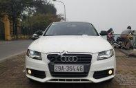 Bán Audi A4 2.0 2010, màu trắng, nhập khẩu nguyên chiếc giá 695 triệu tại Hà Nội