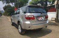 Xe Toyota Fortuner sản xuất năm 2010, màu bạc  giá 580 triệu tại Thanh Hóa