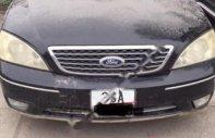 Xe Ford Mondeo 2.0 AT đời 2006, màu đen số tự động giá 205 triệu tại Hà Nội