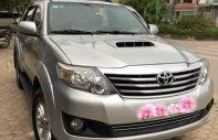 Bán Toyota Fortuner năm sản xuất 2013, màu bạc, giá chỉ 735 triệu giá 735 triệu tại Thanh Hóa