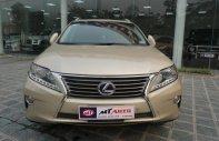MT Auto bán xe Lexus RX 450H năm 2012, màu vàng, nhập khẩu LH E Hương 0945392468 giá 2 tỷ 150 tr tại Hà Nội