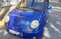 Cần bán Daewoo Matiz năm 2007, màu xanh lam, xe nhập   giá 99 triệu tại Cà Mau
