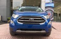 Bán Ford EcoSport Titanium 2019, màu xanh lam. Đủ màu - Giao xe ngay - Hotline: 0353911869 giá 624 triệu tại Sơn La