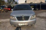 Bán Ssangyong Stavic 2008, màu bạc, xe nhập, 290 triệu giá 290 triệu tại Tp.HCM