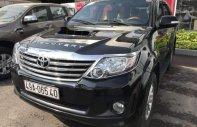 Bán Toyota Fortuner 2013, màu đen, xe gia đình giá 765 triệu tại Lâm Đồng