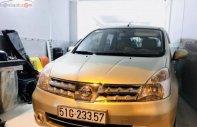 Bán Nissan Grand Livina màu ghi vàng, đời 2011, số tự động giá 345 triệu tại Hà Nội