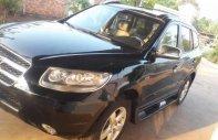 Bán Hyundai Santa Fe 2008, màu đen, nhập khẩu số tự động, 415tr giá 415 triệu tại Đắk Lắk