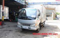 Bán xe tải JAC 2T4 thùn 4m3 đọng cơ chính hãng ISUZU giá cạnh tranh giá 370 triệu tại Bình Dương