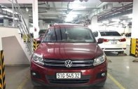 Bán xe Volkswagen Tiguan đời 2016, màu đỏ, nhập khẩu nguyên chiếc giá 1 tỷ 200 tr tại Tp.HCM