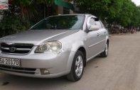Bán Daewoo Lacetti sản xuất năm 2008, màu bạc, xe đẹp giá 235 triệu tại Hòa Bình