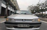Bán Peugeot 605 2.0 MT đời 1994, màu bạc, nhập khẩu giá 80 triệu tại Hà Nội
