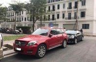 Bán Mercedes GLK300 4Matic sản xuất 2011, màu đỏ, chính chủ   giá 900 triệu tại Hà Nội